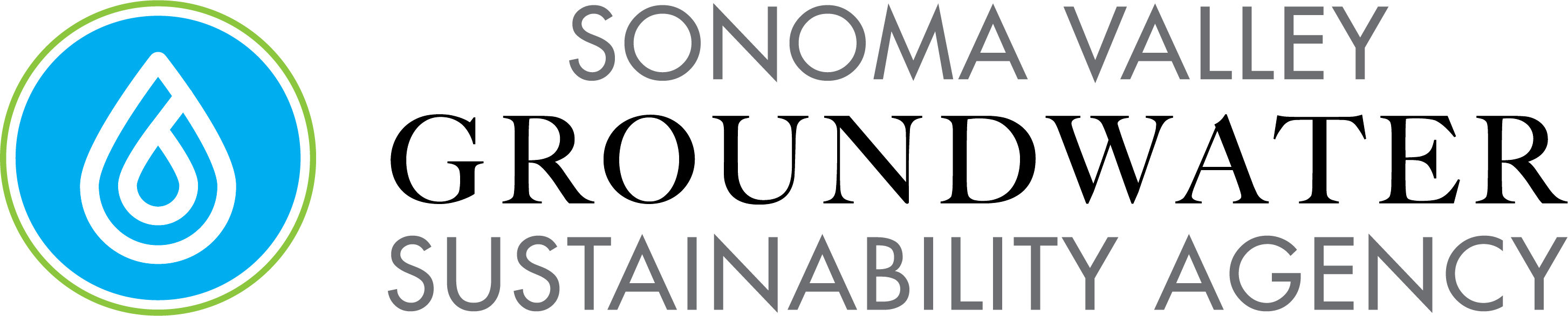 Sonoma Valley Groundwater Sustainability Agency